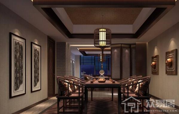 中式客厅电视背景墙如何装修设计 客厅电视背景墙装修设计要点