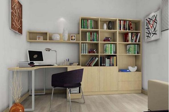 书房要如何装修设计?书房装修设计布局图