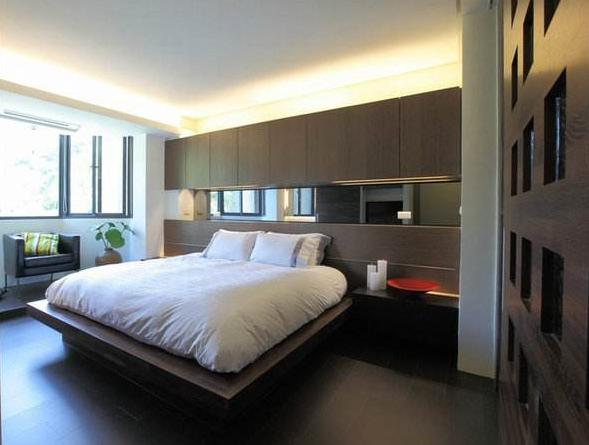 现代风小卧室怎么装修好?小卧室装修技巧