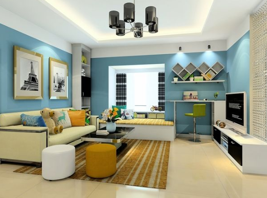 客厅装修注意细节有哪些?装修设计客厅小技巧