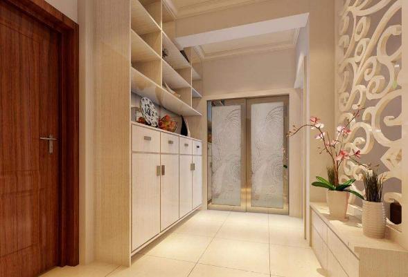 别墅玄关装修,要怎么设计才合适呢
