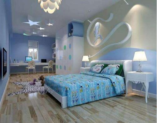 儿童房如何装修布局?布置儿童房我们都应该注意什么