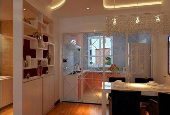 厨房和餐厅隔断的方法 厨房和餐厅隔断的注意事项