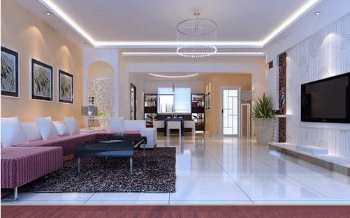 客厅吊顶装修方法 客厅装修设计风格推荐