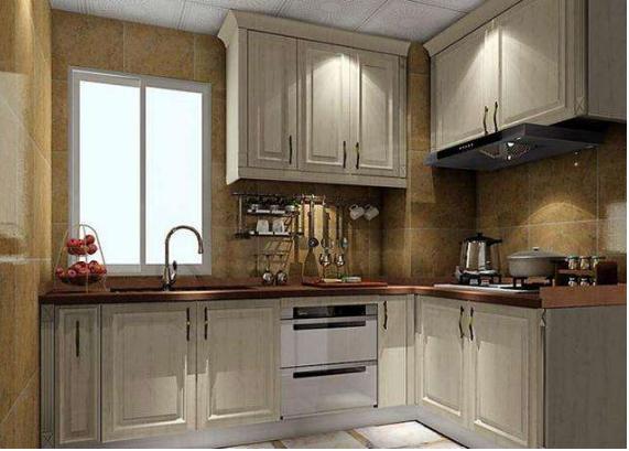 厨房设计八大技巧!让你爱上做饭