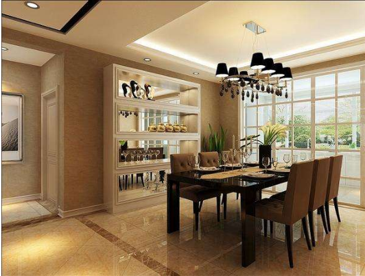 欧式风格餐厅装修介绍 欧式风格餐厅的装修设计要点