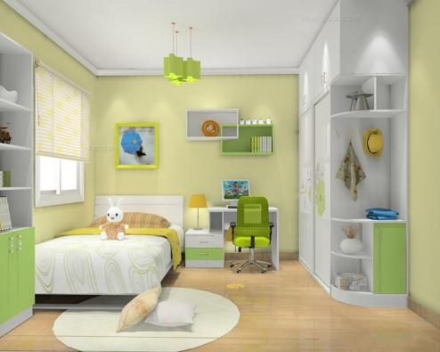 儿童房颜色布置要点 儿童房颜色风水