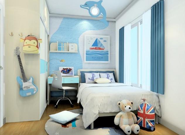 儿童房太小怎么设计 儿童房装修设计注意四大点