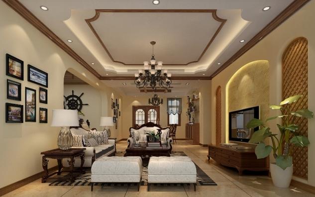 客厅太大怎么装修?大客厅装修三种方法