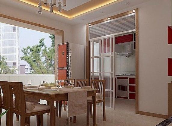 家庭餐厅怎么装修设计?家庭餐厅装修技巧