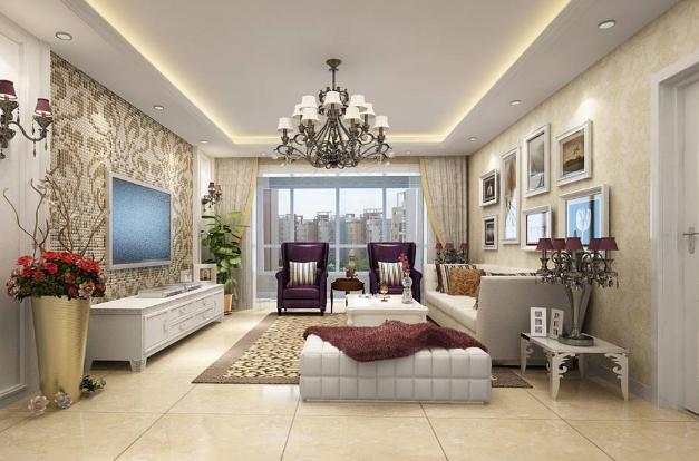 福州100平米房子简装费用 仅供参考噢