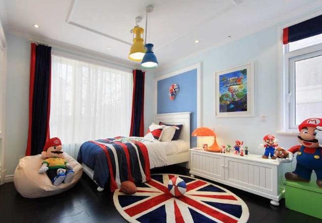 5平米小户型儿童房怎么装修?儿童房装修技巧