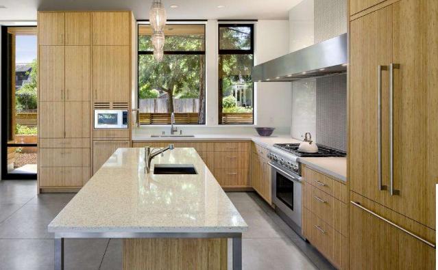 厨房如何装修? 厨房装修样板房设计要点