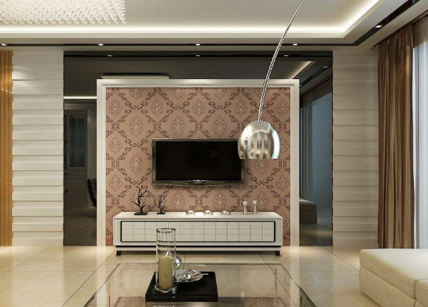 电视墙装修效果图欣赏 电视墙材料有哪些种类