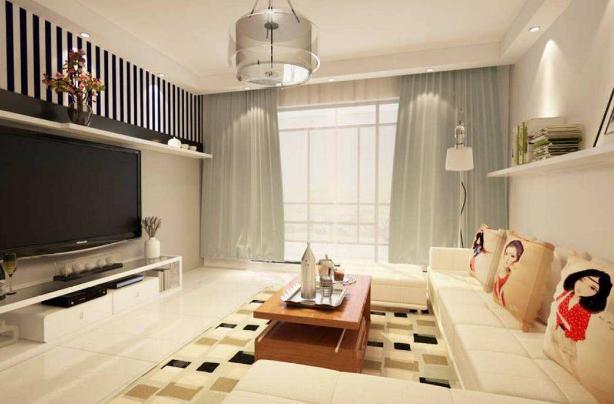 沙发背景墙方案 背景墙设计技巧