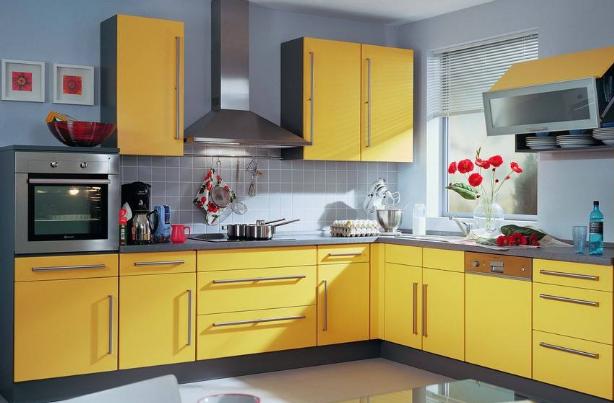 家里装修厨房什么颜色?厨房颜色风水讲究