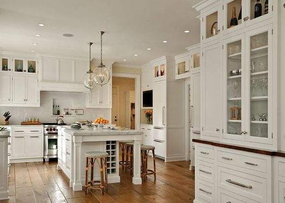 厨房装修五大布局类型 让你家厨房与众不同!