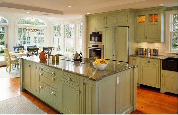 厨房装修注意事项 厨房装修设计尺寸