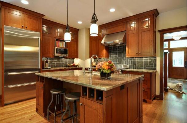 小户的厨房装修设计 小户型厨房装修设计攻略