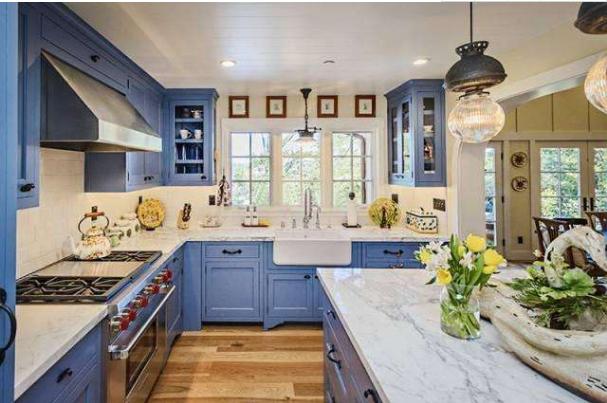厨房装修有哪些流程?厨房装修攻略
