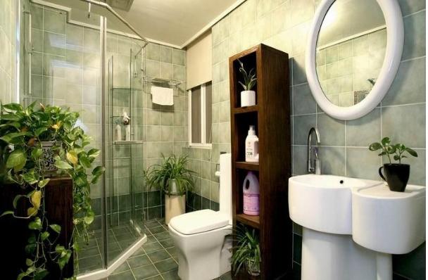 卫生间没有窗户怎么办?去除卫生间异味的方法