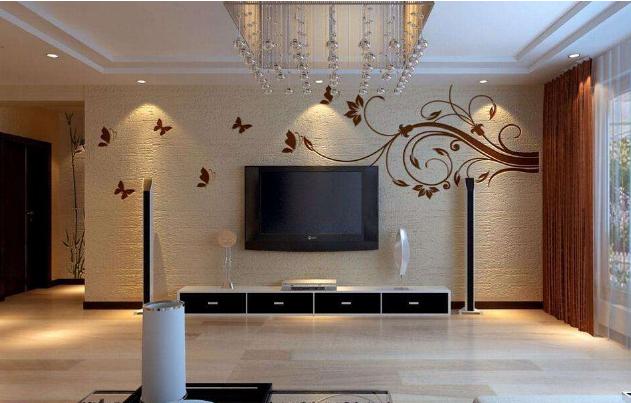 电视背景墙分类?电视背景墙设计原则