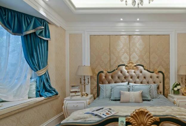 新房装修风格选择——欧式卧室装修设计攻略