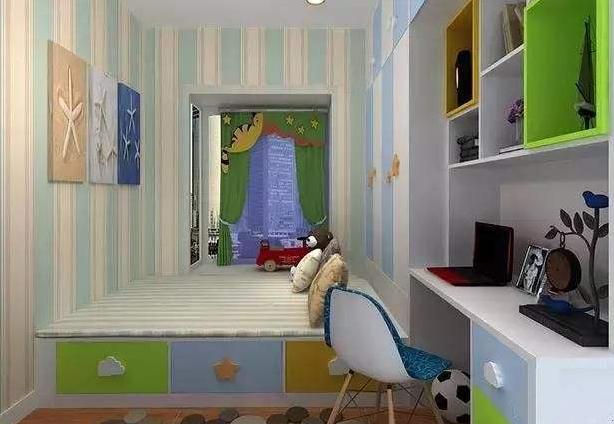 儿童房间装修风格如何选 儿童房间装修的注意事项