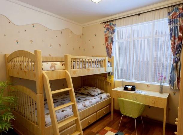 儿童房装修设计注意事项:避免儿童房污染对策