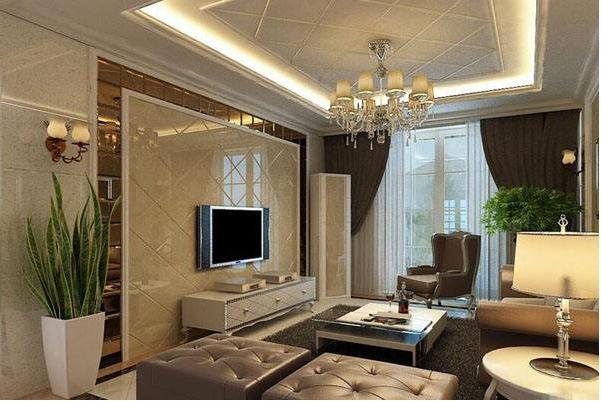 电视背景墙装修流程有哪些?电视背景墙装修注意事项