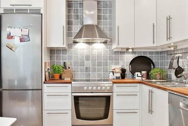厨房装修设计细节——厨房收纳技巧