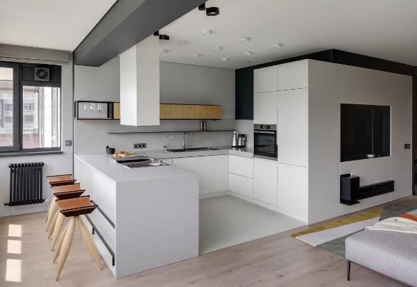 厨房怎么装修设计——厨房装修设要注意这四点