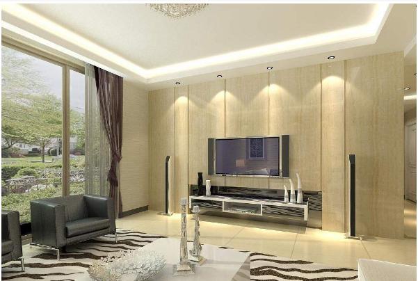 收纳型电视背景墙如何做?收纳型电视背景墙装修案例