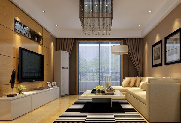 电视背景墙装修注意事项  电视背景墙装修设计六大因素