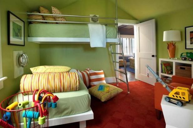 儿童房怎么装修好?儿童房装修设计注意什么?