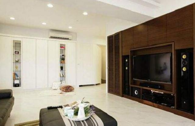 电视背景墙材料怎么选择?背景墙设计技巧