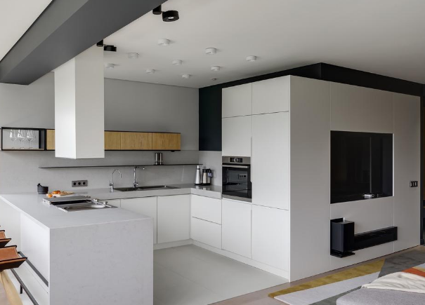 厨房装修技巧——5大装修设计细节要注意