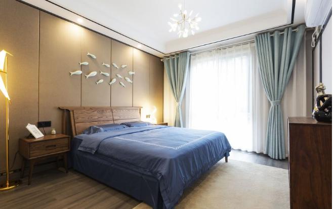 卧室装修设计知识点:衣柜的色彩怎么搭配好