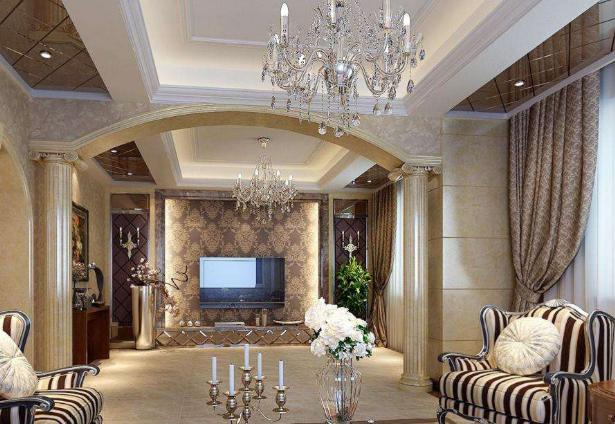 如何巧妙设计客厅柱子?客厅柱子装修攻略