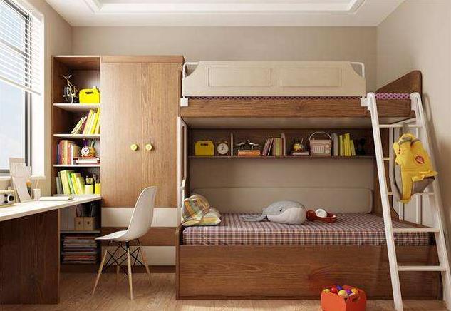 双层儿童床价格贵吗?什么材质的比较好?