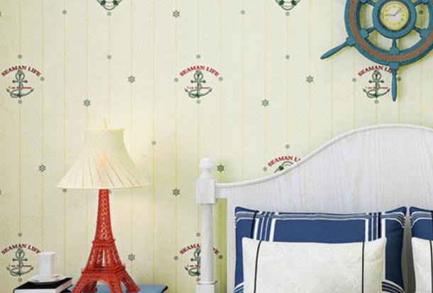 地中海风格儿童房效果 儿童房如何装修出地中海风格