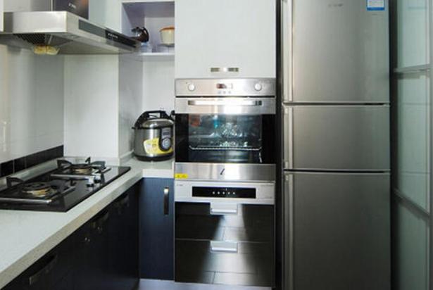小厨房装修设计五步骤 变大空间