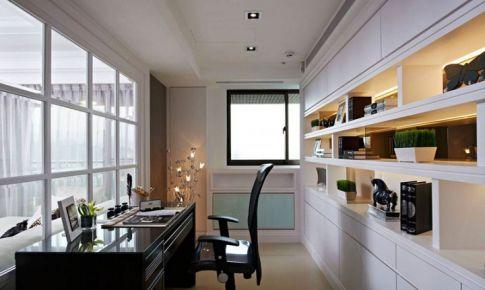 经典挑高屋 130平欧式三居