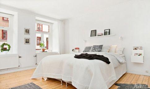 单身白领的美家 白色简约一居室设计