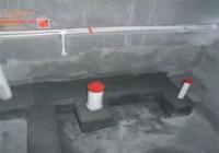 卫生间隐蔽工程展示