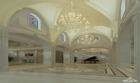 """""""高颜值""""法式别墅 古典中注入简约雅致的设计"""