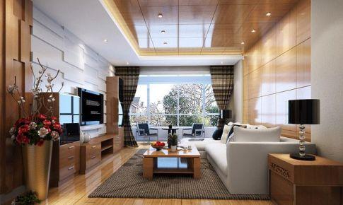 国宾城135平4室两厅现代设计