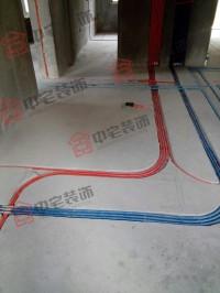 朝阳江上院 水电样板