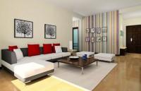 客厅颜色搭配也要看风水 根据五行定沙发颜色