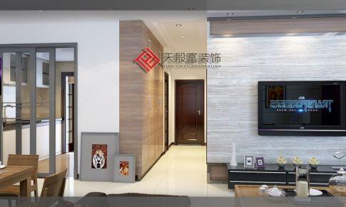 广州可日阳光装修案例